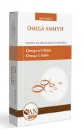 San Omega Fettsäure Analyse