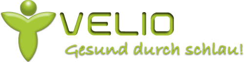 Logo: VELIO Gesund4You GmbH