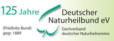 Logo: Deutscher Naturheilbund e.V.