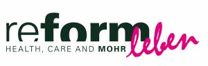 Logo: reformleben - Kundenmagazin für natürliche Gesundheitsvorsorge