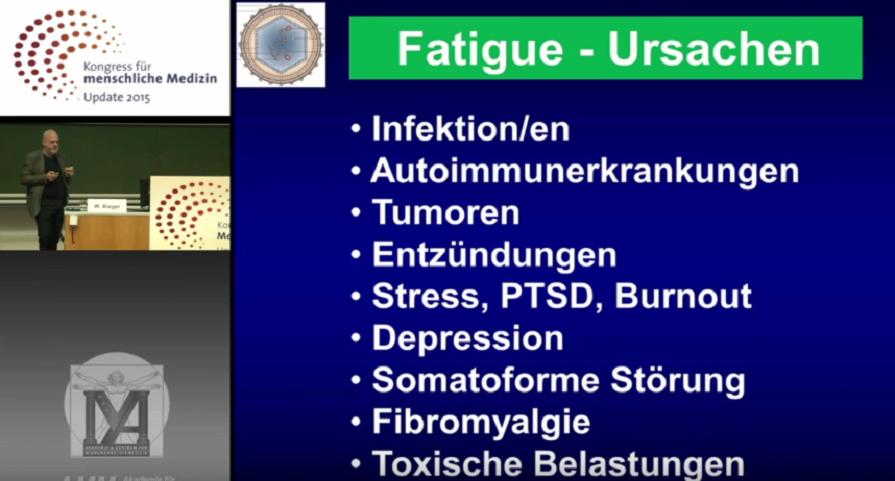 Vorschaubild: PD Dr. med. W. P. Bieger - Kongress für menschliche Medizin - Update 2015
