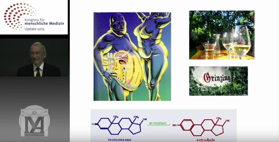 Vorschaubild: Prof. Dr. Dr. med. J. Huber - Kongress für menschliche Medizin - Update 2015