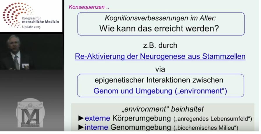 Vorschaubild: PD Dr. med. A. Römmler - Kongress für menschliche Medizin - Update 2015