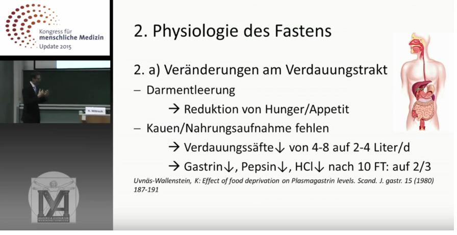 Vorschaubild: Dr. med. H. Wittrock - Kongress für menschliche Medizin - Update 2015