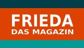 Logo: FRIEDA - Das Magazin / frieda-online