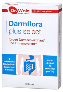 Vorschaubild: Darmflora plus® select