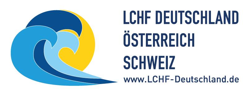 Logo: LCHF Deutschand – Ganzheitliche Gesundheits- und Ernährungscoaches