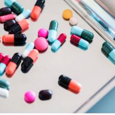 Eine Sammlung verschiedener Medikamente
