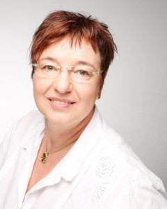 Portrait Dr. Christiane Heister