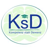 Logo Kompetenz für Demenz