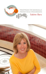 Logo ips plus Portrait Sabine Barz