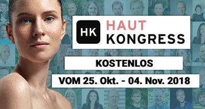 Hautkongress 2018