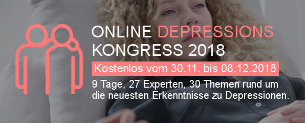 Online Depressionskongress 2018