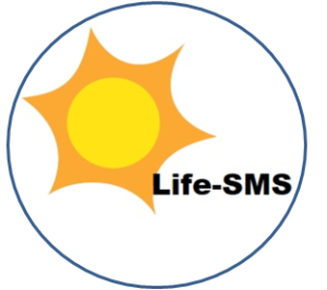 Life-SMS Label
