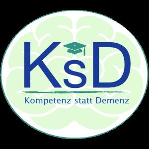Logo von Kompetenz statt Demenz