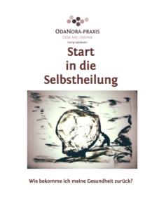 e-Book-Cover: Start in die Selbstheilung von Oda Meubrink