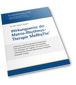 Buchcover: Wirkungsweise der Matrix-Rhythmus-Theraoie von Dr. Randoll