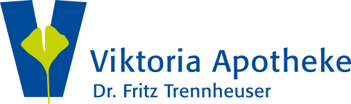 Logo: Viktoria Apotheke – Partner für Therapeuten