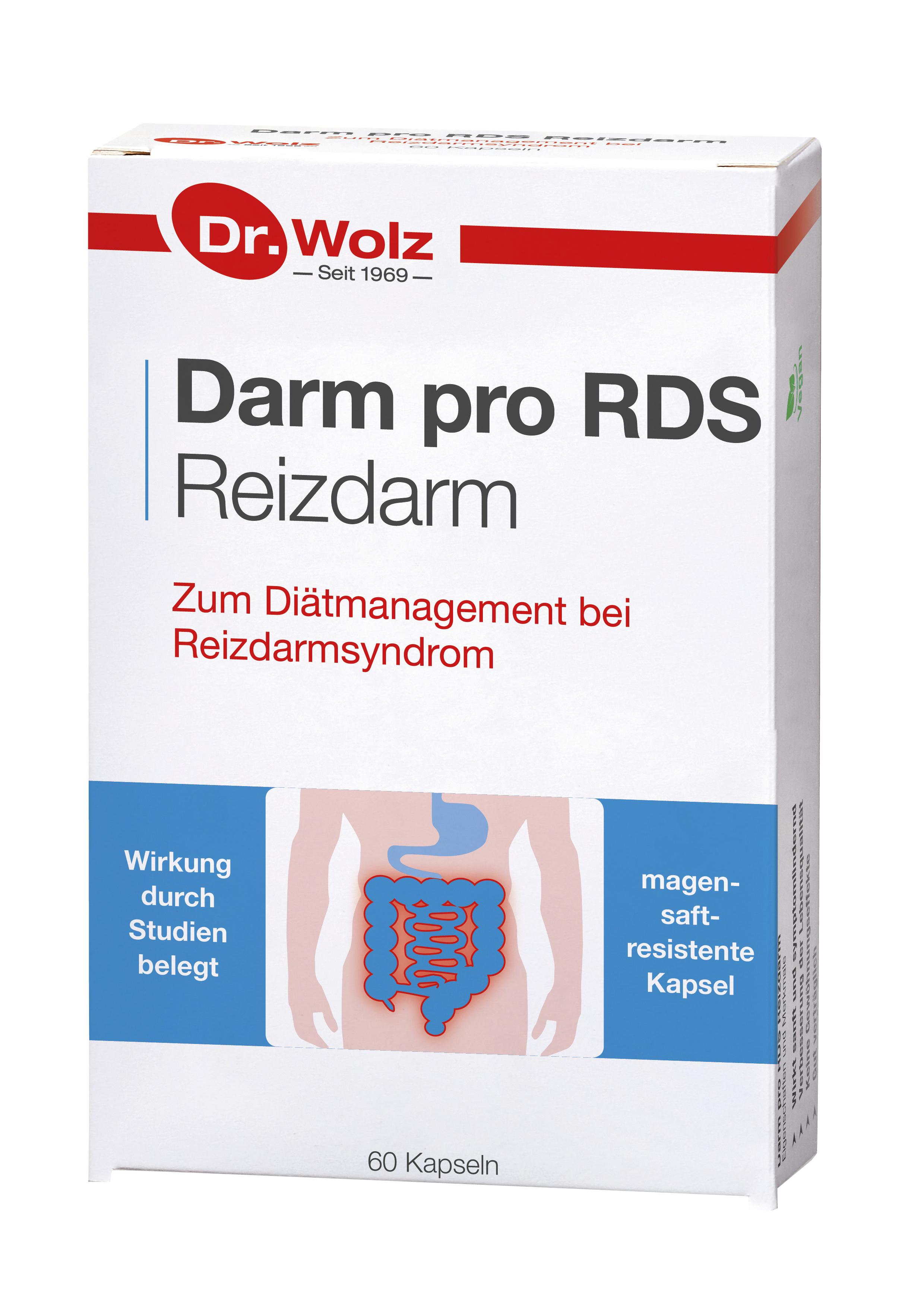 Vorschaubild: Darm pro RDS Reizdarm