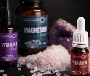 Foto Vitamin-D-Paket von lebenskraftpur.de