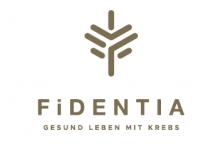 Logo: FiDENTIA – Gesund leben mit Krebs