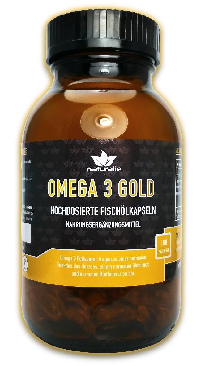 Vorschaubild: Omega 3 Gold