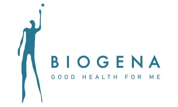 Logo vom AMM-Marktplatzpartner Biogena