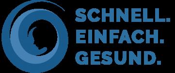 Logo: Martin Auerswald – SchnellEinfachGesund.