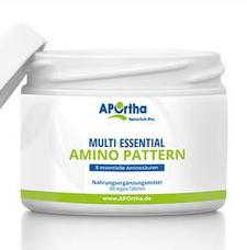 Vorschaubild: Multi essential Amino Pattern – 240 vegane Tabletten