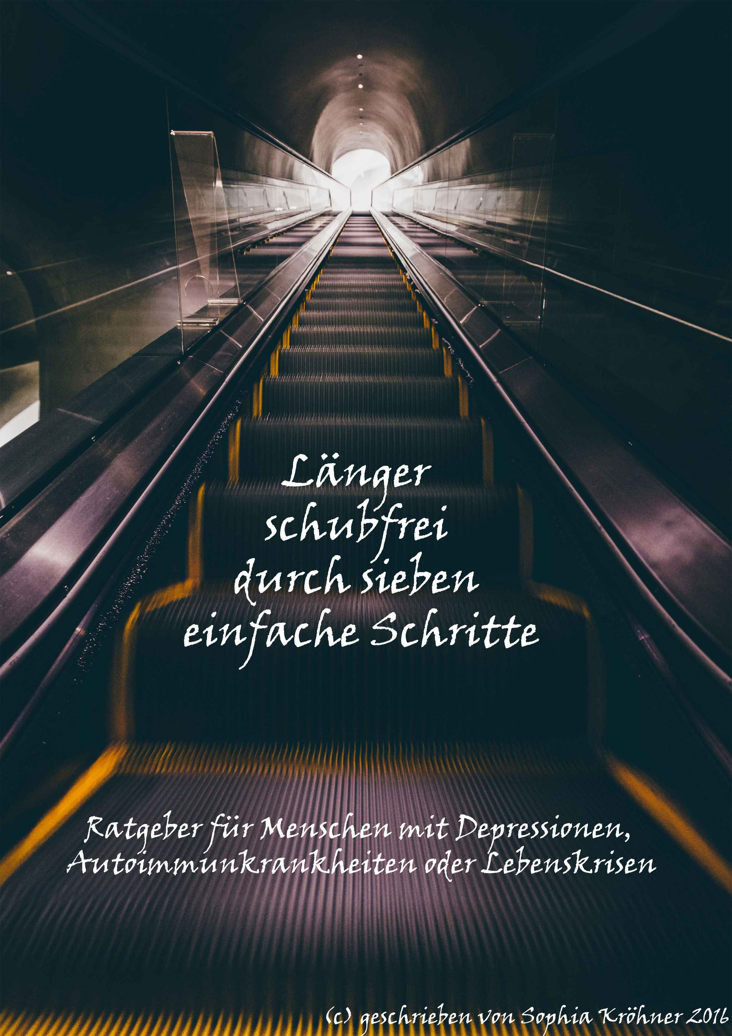 Buch: Länger schubfrei, durch sieben einfache Schritte – Sophia Kröhner