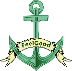 Logo feelgood von Tanja Riechers