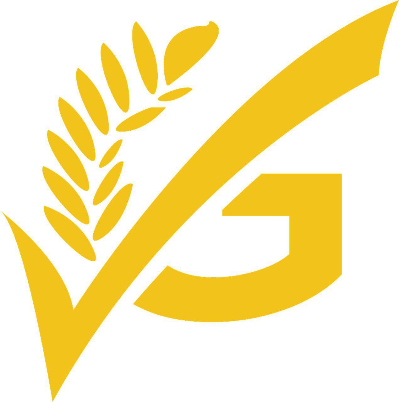 Logo Glutenfrei von Sophia Kröhner