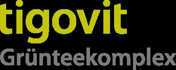 Logo: tigovit Grünteekomplex