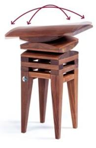 ergonomischer Designer-Stuhl MiShu Classic