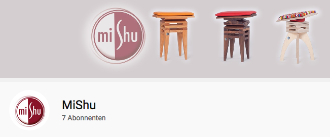 Screenshot vom YouTube-Kanal von MiShu