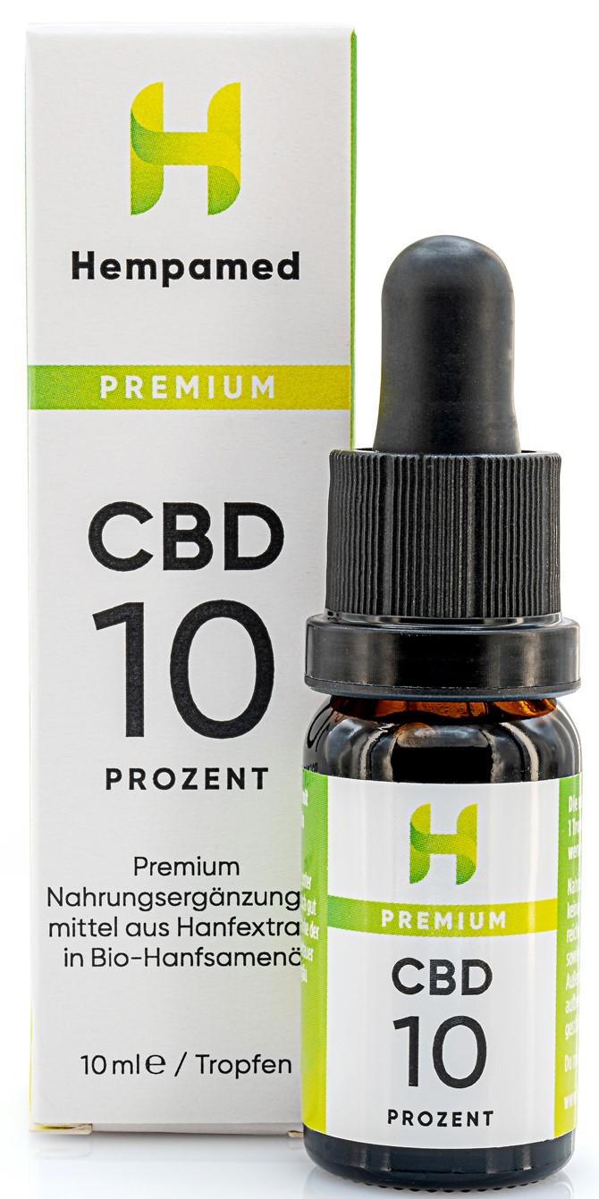 Vorschaubild: Premium CBD-Öl 10 % | 10 ml