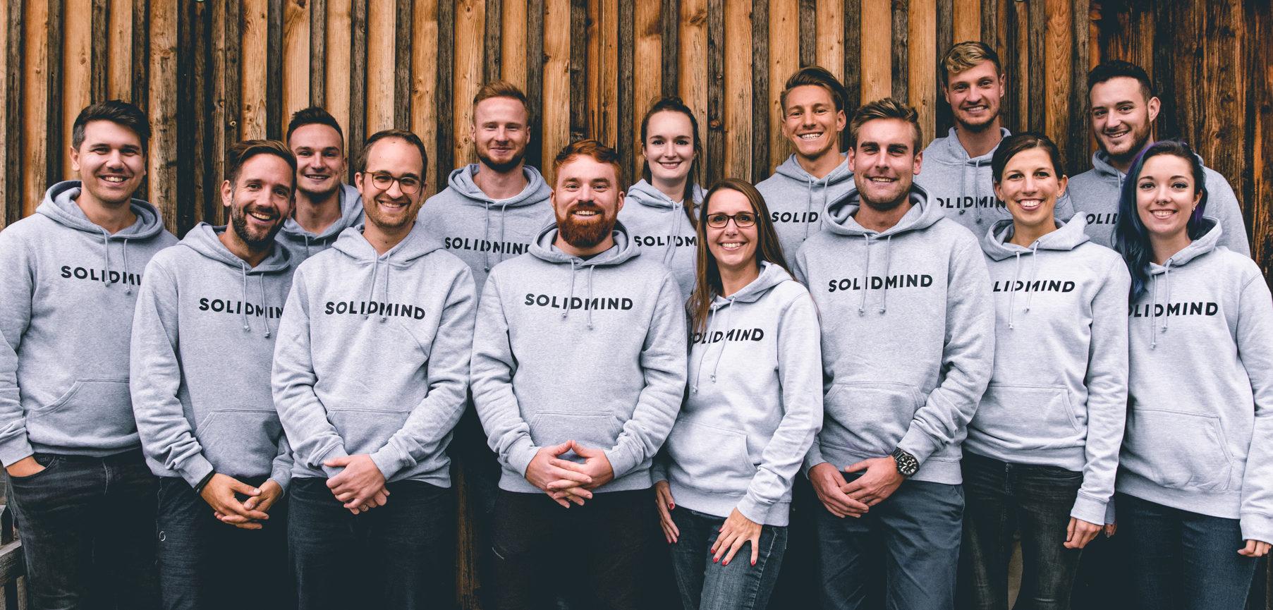 Teamfoto von Solidmind/Hempamed