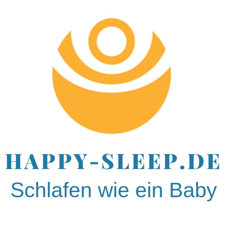 Logo happy-sleep – schlafen wie ein Baby
