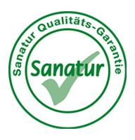 Qualitaetslogo vom Sanaturshop