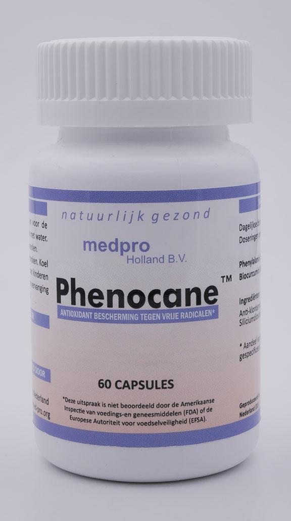 Vorschaubild: Phenocane™ (60 Kapseln, 325mg pro Kapsel)