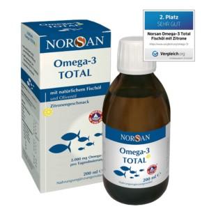 Vorschaubild: Norsan Omega-3 Total (200 ml)