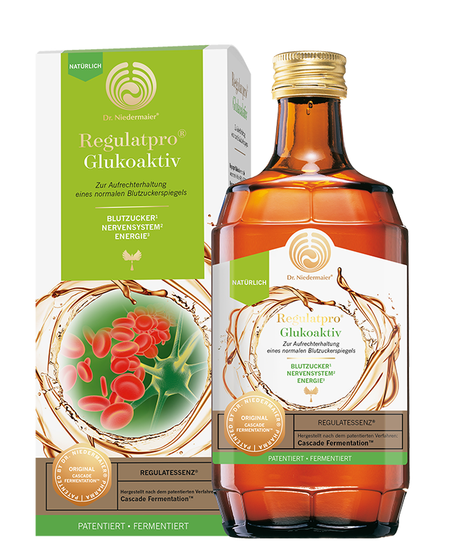 Vorschaubild: Regulatpro® Glukoaktiv