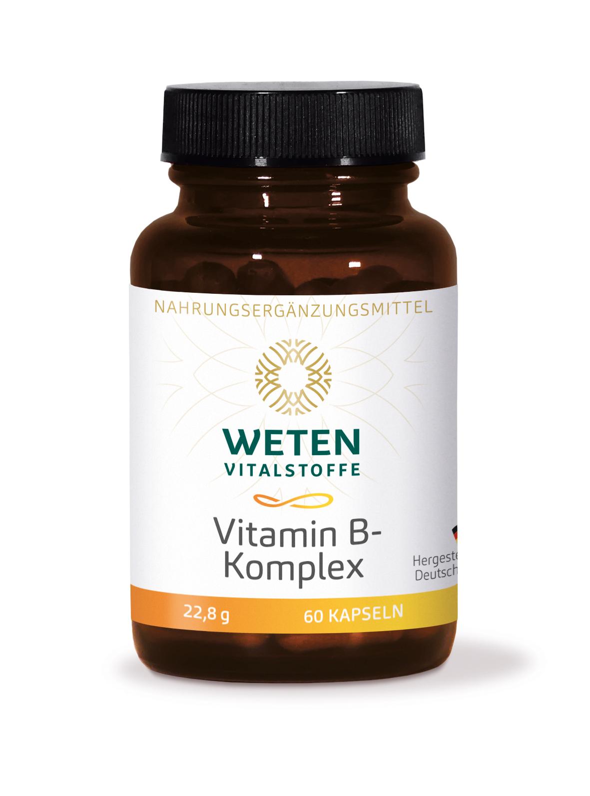 Vorschaubild: Vitamin B-Komplex