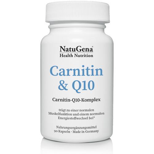Vorschaubild: Carnitin & Q10