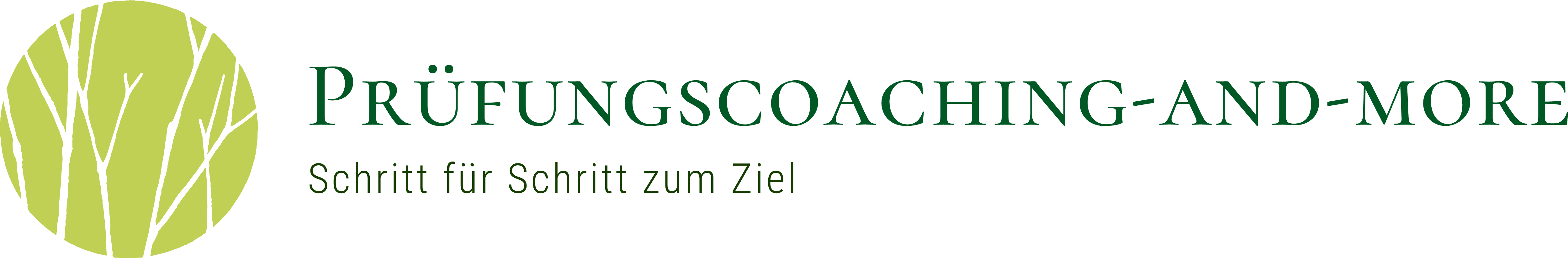 Logo: Prüfungscoaching