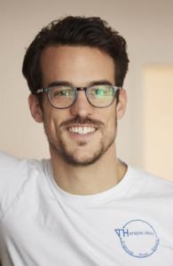 Porträtfoto von Tobias Homburg; Inhaber der THerapie.Welt