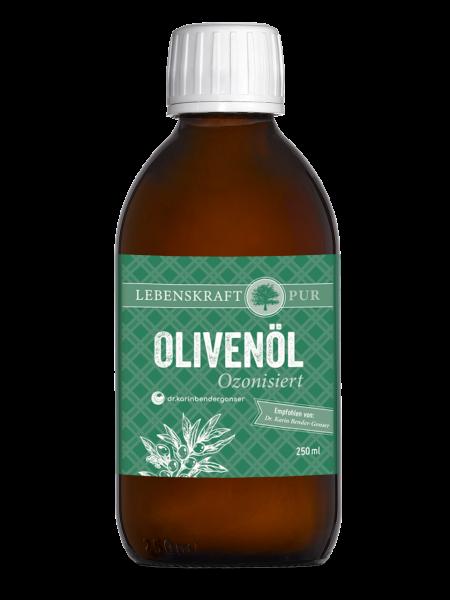 Vorschaubild: Ozonisiertes Olivenöl Bio