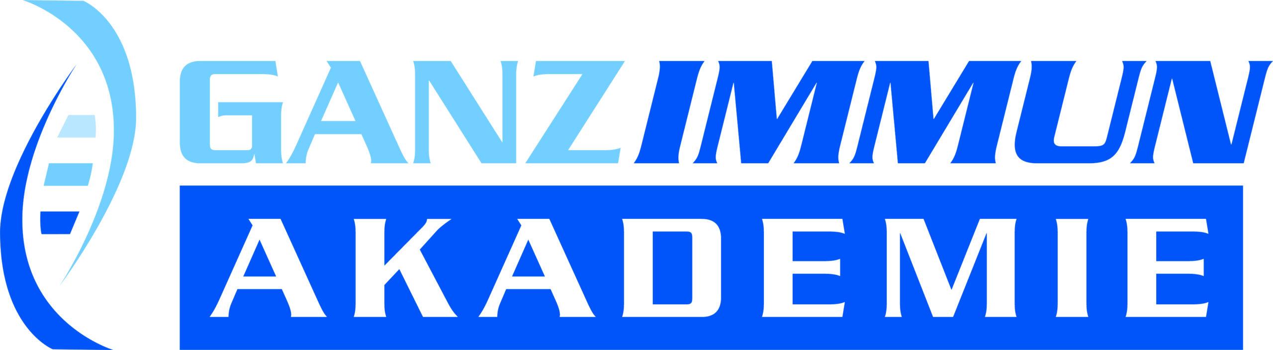 Logo des AMM-Partners ganzimmun AKADEMIE