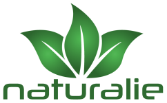 Logo: naturalie – eine Marke von vita sanus