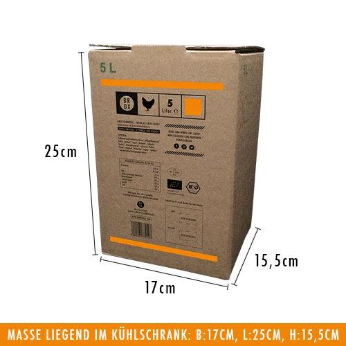 Vorschaubild: Kur-Box: 5 l Kraftbrühe Huhn/Rind